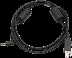 Gelijkstroom kabel voor Zebra basistations