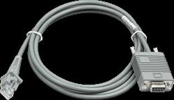 RS232 kabel recht 2,00m voor Datalogic barcode scanners