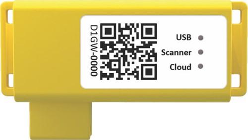 Datalogic Gateway voor PC werkstations met USB kabel