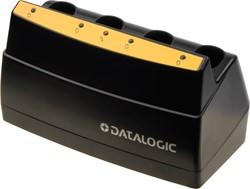 4-Voudige acculader voor Datalogic PowerScan