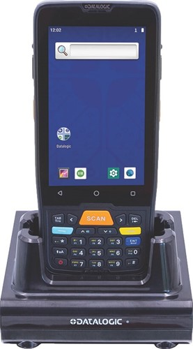 Datalogic Memor K mobiele computer inclusief basis en bumper