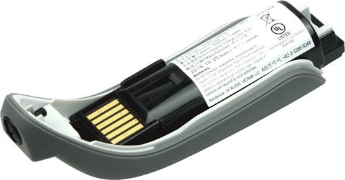 Accu lichtgrijs voor Datalogic QuickScan barcodescanners