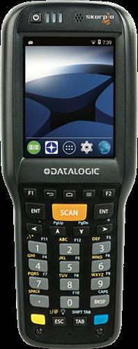 Datalogic Skorpio X4 Handheld 2D, 28-Key, Android 4.4
