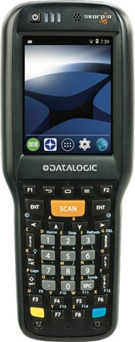 Datalogic Skorpio X4 Handheld 2D, 38-Key Android 4.4