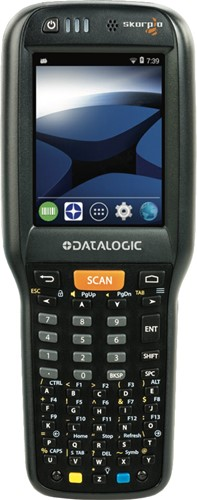 Datalogic Skorpio X4 Pistol grip 2D, 50-Key, Android 4.4