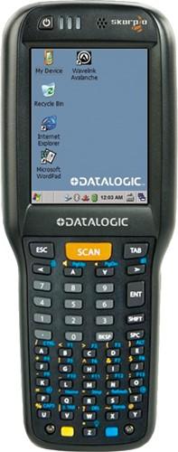 Datalogic Skorpio X4 Pistol grip 2D, 50-Key, WEC7