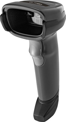 Zebra DS2208-SR 2D donkergrijs (scanner zonder kabel)
