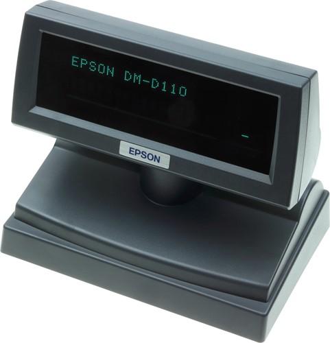 Epson DM-D110 klantendisplay donkergrijs (USB-RS232)