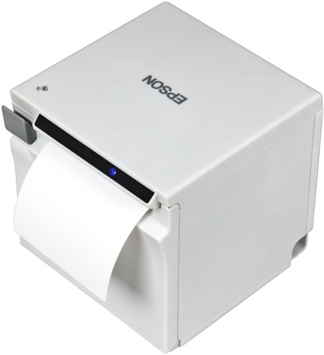 Epson TM-m30 kassabon printer wit incl. PS (USB-ETH-BT)