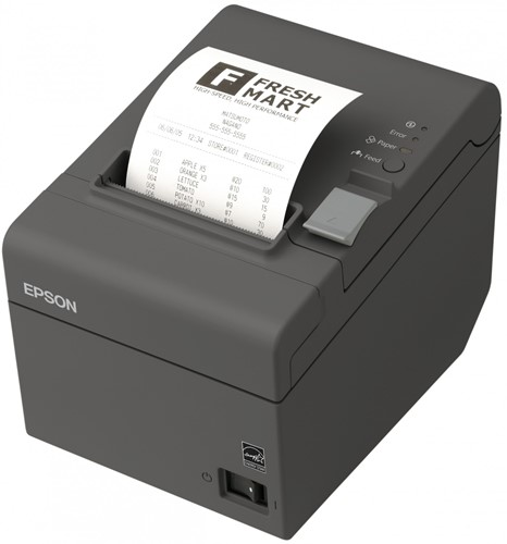 Epson TM-T20 II kassabon printer (USB-RS232)