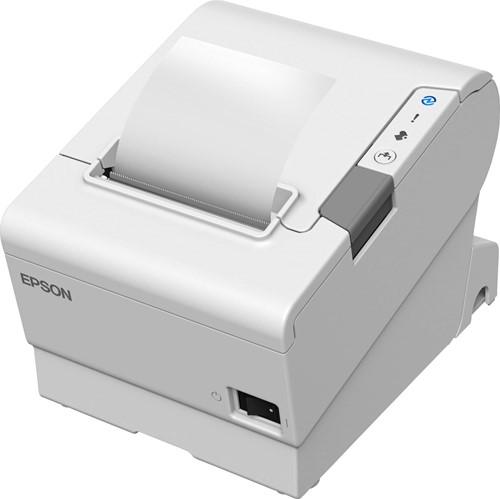 Epson TM-T88VI kassabon printer wit incl. PS-180, Buzzer (USB-SER-ETH)