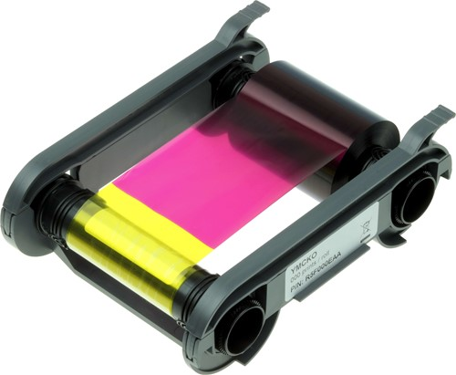 YMCKO Printer lint voor Evolis Edikio-Primacy (300 afdr.)
