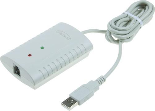 Gigatek DT105U RJ12 USB kassalade trigger