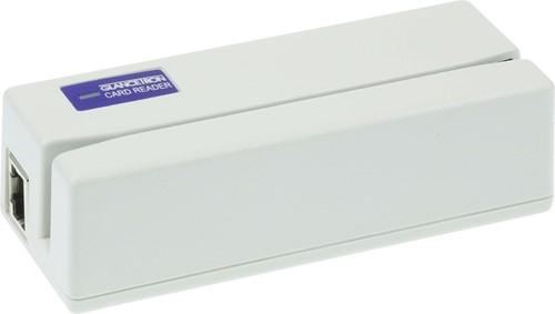 Glancetron 1290 paslezer 3-track wit (USB-COM)