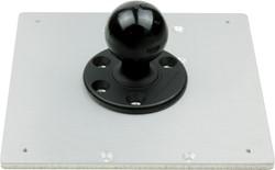 RAM heftruck montageplaat voor Honeywell MP Compact 4 Mobile