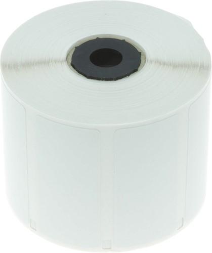 Etiketten 56 x 25,4 mm wit niet-permanent voor Epson TM-L60