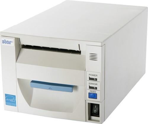 Star FVP10 etiket printer lichtgrijs (USB)