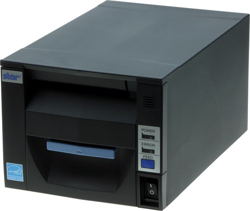 Star FVP10 kassabon printer donkergrijs (USB-ETH)