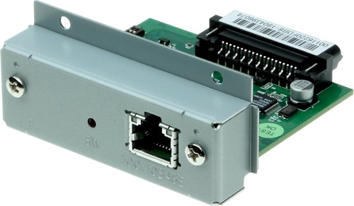 Ethernet interface voor Star TSP654-TSP700-II-TSP800-II-TSP828-TSP847-II-TUP500