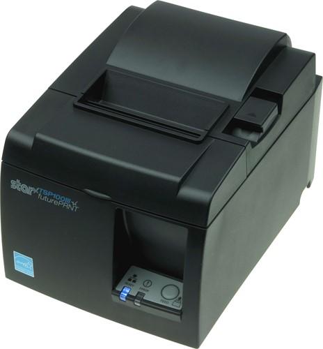 Star TSP143 III kassabon printer donkergrijs (Ethernet)