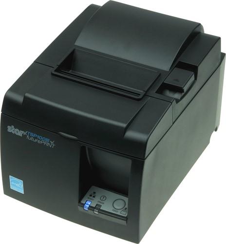 Star TSP143-III kassabon printer donkergrijs (USB-WLAN)