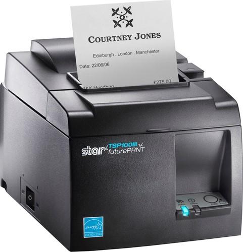 Star TSP143-III zwart (USB-ETH)