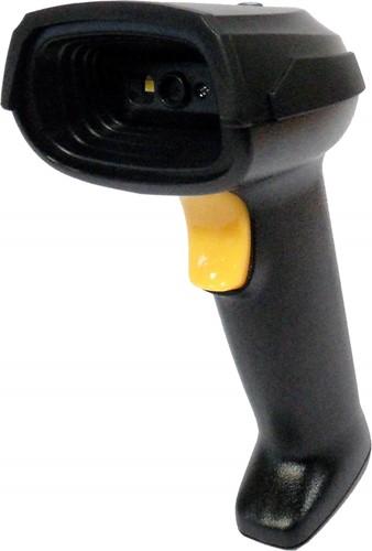 Unitech MS338 1D/2D barcodescanner USB-kit + standaard