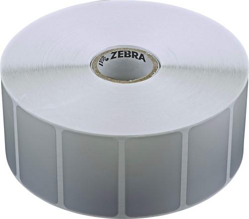Zebra Z-Ultimate 3000T Silver Polyester etiket 51 x 25mm