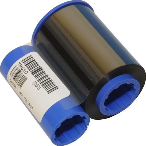 YMCKOK Printer lint voor Zebra P330i-P430i-P520i (170 afdr.)