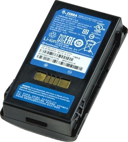 Accu 5200mAh voor Zebra MC3300 (10-pack)