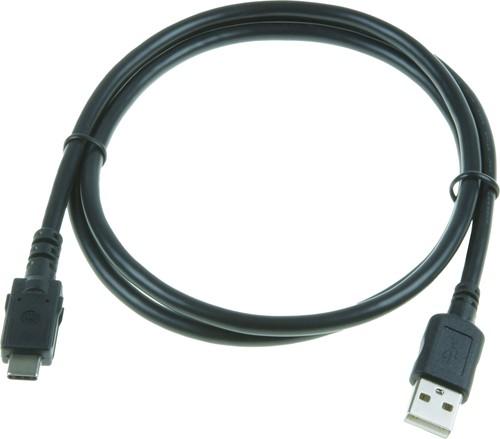 USB naar USB-C kabel voor Zebra EC30-TC21-TC26-TC5x-RS5100