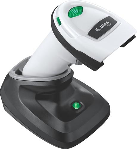 Zebra DS2278-SR 2D barcodescanner USB-kit lichtgrijs