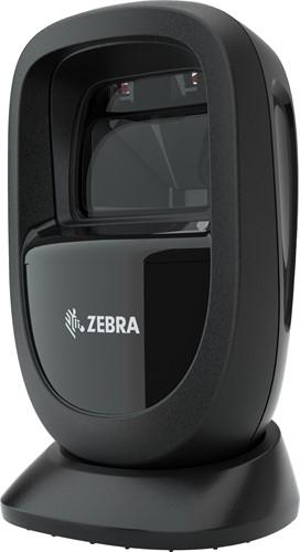 Zebra DS9308 2D barcodescanner RS232-kit zwart