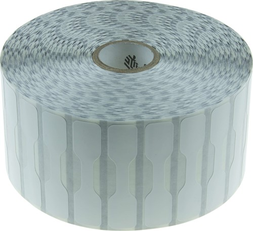 Zebra 8000D Juweliers etiket 56 x 13mm (zonder flapjes)