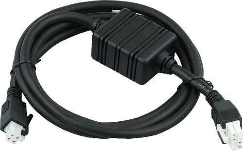 Gelijkstroom kabel voor Zebra meervoudige basisstations