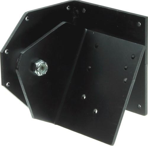 Verstelbare montagebeugel voor Zebra DS457
