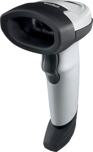 Zebra LI2208 barcodescanner lichtgrijs (scanner zonder kabel)