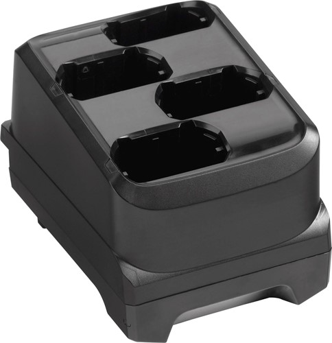 Acculader 4-voudig voor Zebra MC3300-MC3300x