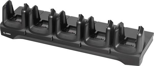 Oplaad en communicatie basis 5-voudig voor Zebra MC3300-MC3300x