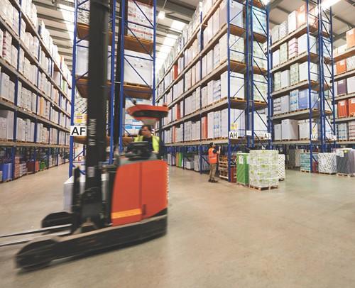 Zebra MC3300 Warehouse Reachtruck