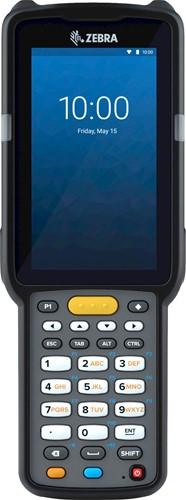 Zebra MC3300x Handheld, SE965 1D Laser SR, 29-Key, Android 10
