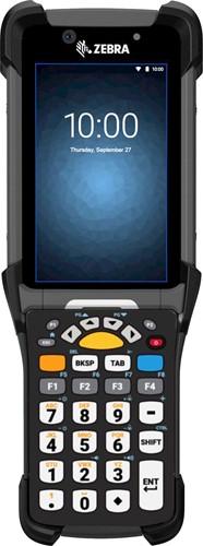Zebra MC9300 Pistol grip, SE4770 1D/2D SR, 29-Key, NFC, 13MP, Andr. 10