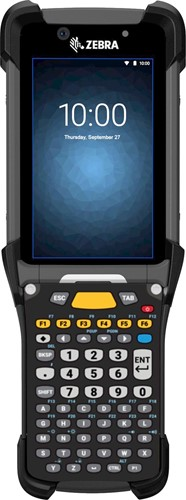 Zebra MC9300 Pistol grip, SE4770 1D/2D SR, 58-Key, NFC, 13MP, Andr. 10