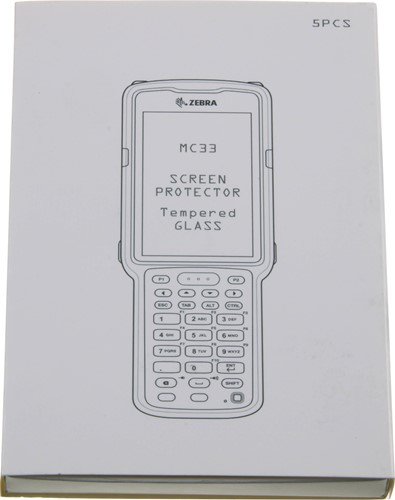 Screen protector voor Zebra MC3300-MC3300x