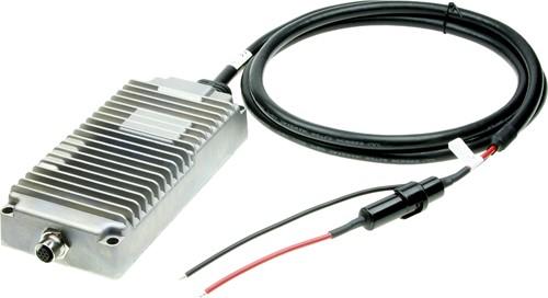 Zebra gelijkstroom omvormer 18-75VDC naar 12VDC 2.5A