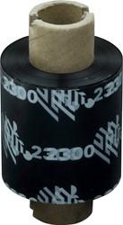 Zebra 2300 Wax lint 74m voor 60mm buro printers
