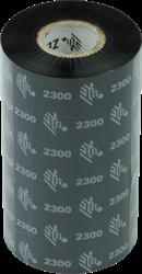 Zebra 2300 Wax lint 300m voor 110mm industriële printers