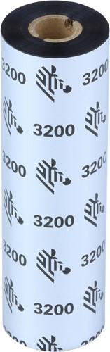 Zebra 3200 Wax/Resin lint 110mm x 74m