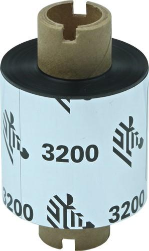 Zebra 3200 Wax/Resin lint 74m voor 60mm buro printers