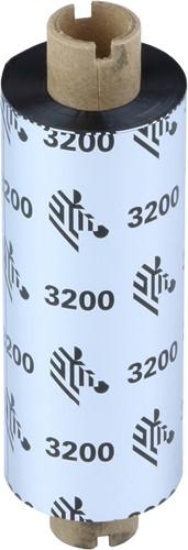 Zebra 3200 Wax/Resin lint 84mm x 74m